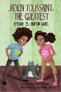 Jaden Toussaint Book Review Biracial Bookworms. The Jaden Toussaint, the Greatest series of hilarious and diverse chapter books that are guaranteed to be crowd pleasers.
