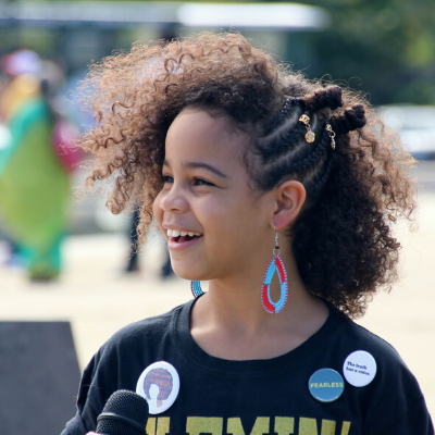How to Introduce Children to Activism