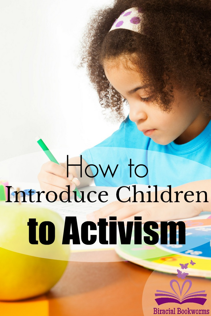 Practical ways to introduce children to activism and social justice issues. Help children become an ally by combating stereotypes and fighting for equality.