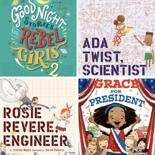 Instead of toys and trinkets, spread the reading magic this multicultural book advent. This year's theme: picture books and board books for strong girls.