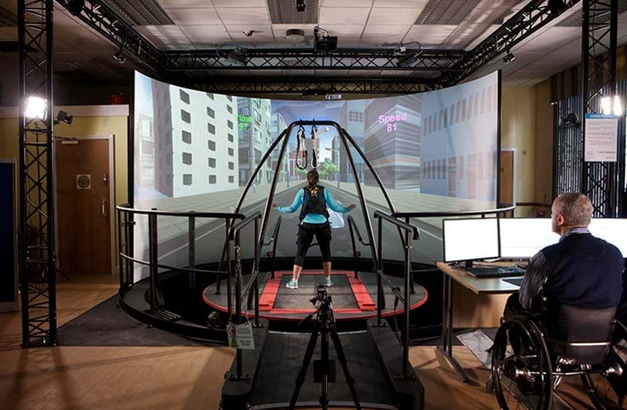 Brain Injury Charity Pioneers Virtual Reality Rehabilitation For People Living With Dementia