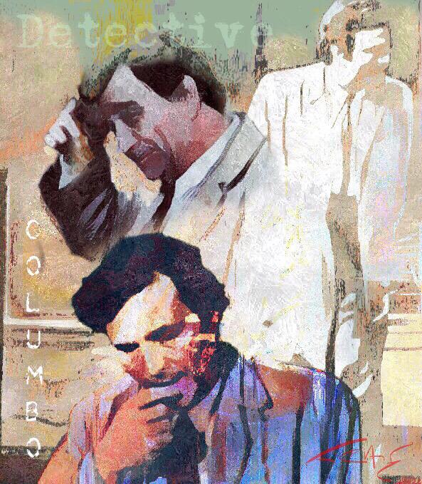 Columbo-Art-Print-Poster