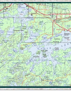 Map of eagle lake also rh birchdalelodge