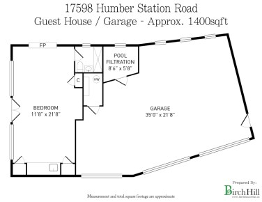 17598HumberStation-GuestHouse_Garage