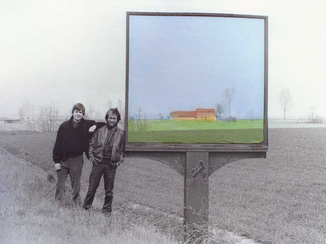1988: Pals on the Plain of the Po