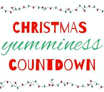 christmas yumminess countdown