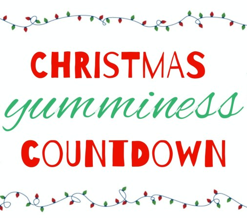 christmas yumminess countdown