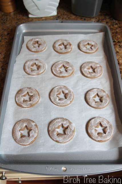 Chai Spiced Coffee Sugar Cookies