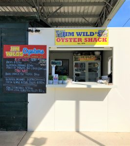 Jim Wild's Oysters, Shoalhaven