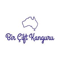 Bir Çift Kanguru Logo