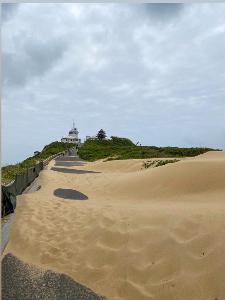 Nobbys Beach & Lighthouse, Newcastle