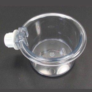 Smart Crock Locking Food Water Dish or Bath 15 oz