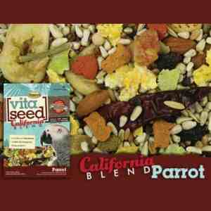 Higgins Vita California Blend Parrot No Sunflower 5 lb (2.267 Kg)