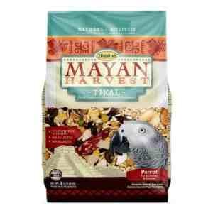 Higgins Mayan Harvest Tikal Parrot Food NO PEANUTS 3 lb (1.361 kg)