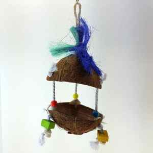 Tropical Teasers Bird Toy by Prevue Pet – Tiki Hut