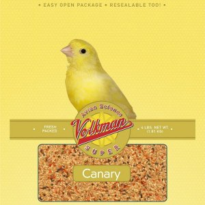Volkman Avian Science Super Canary Food 2 Lb (.9 Kg)