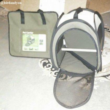 sac de transport oiseau 2