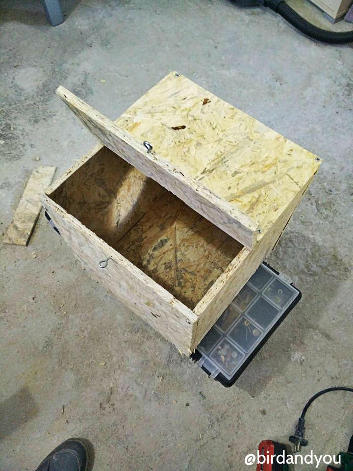 fabriquer un nid