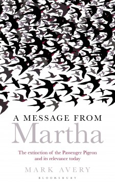 Review: A Message from Martha, by Mark Avery