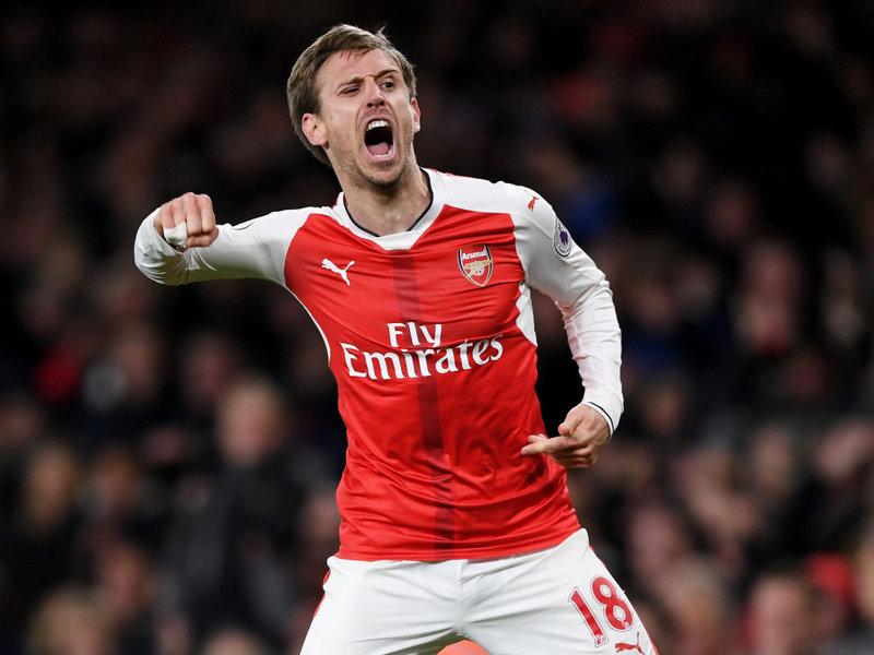 Arsenal Banks on Tierney as Monreal Moves to Real Sociedad ...