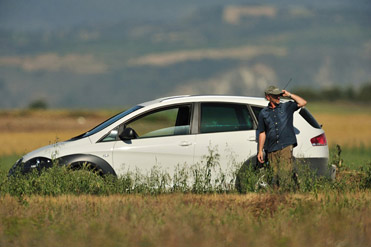 Don't get lost while birding in Spain