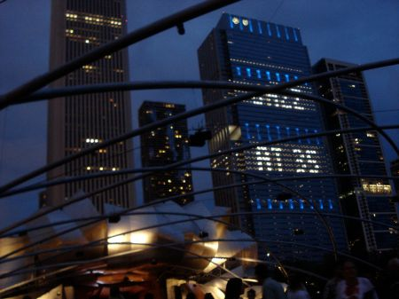 Chicago Jazz Fest - Skyline Night 2