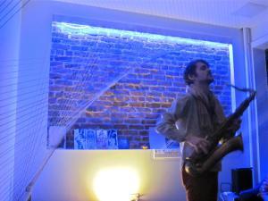 Patrick Breiner at Home Audio