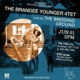 """Brandee Younger 4tet - """"Live at the Breeding Ground"""""""