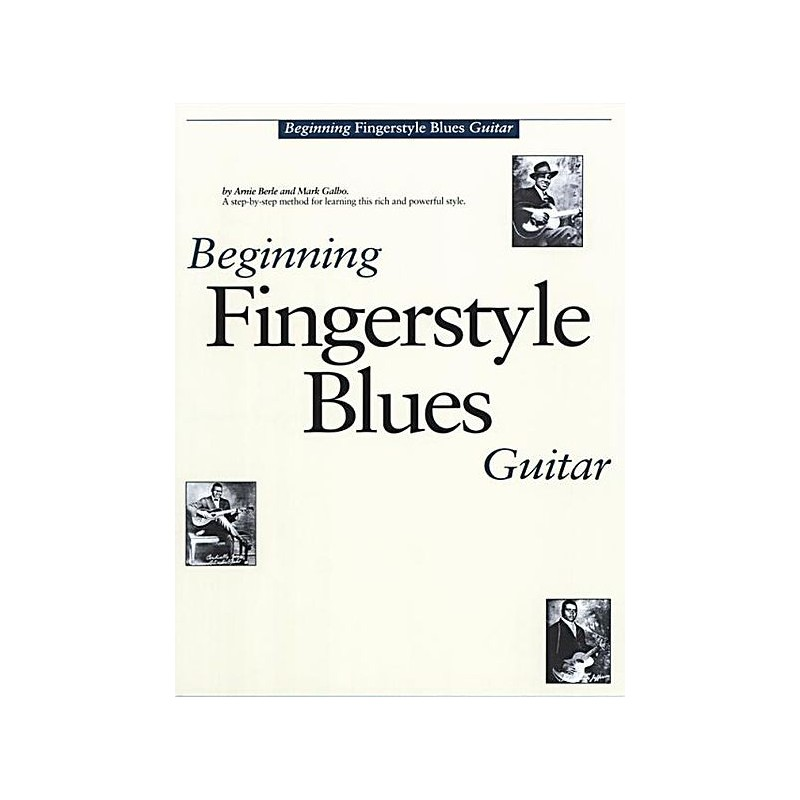 Beginning Fingerstyle Blues Guitar www.birdlandjazz.it