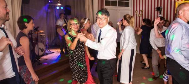 Die Hochzeitsband Birdman Music: Musik für Hochzeiten, Geburtstage und Events