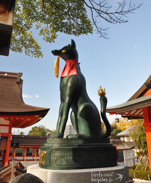 Temple au Japon - Fushimi Inari (5)