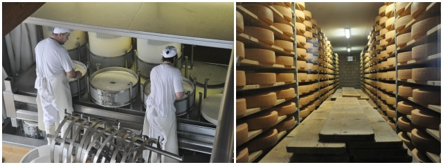 Fromagerie les martels