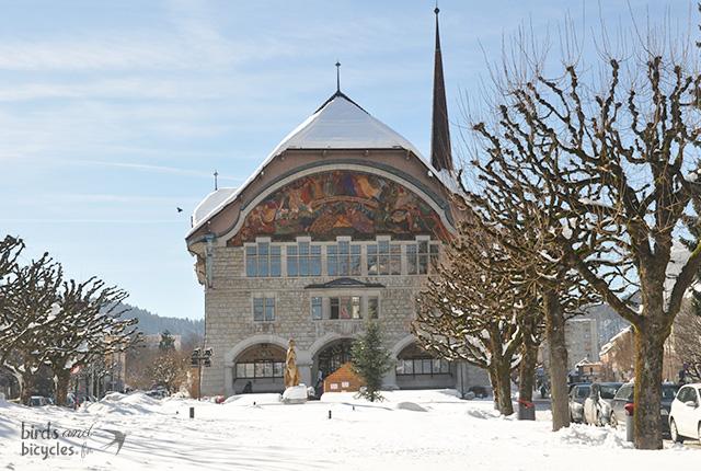 Hotel de ville du Locle