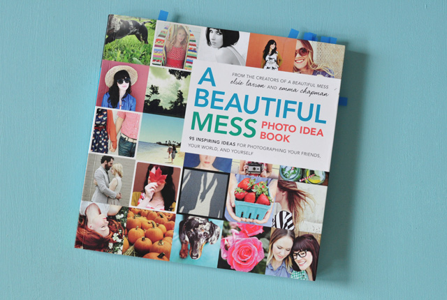 Livre d'inspiration photo