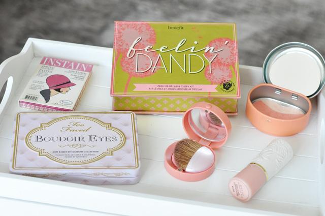 Joli packaging: ma collection de cosmétiques