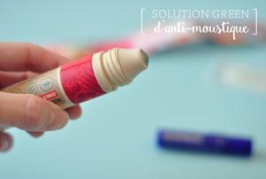Anti moustique naturel: le test!