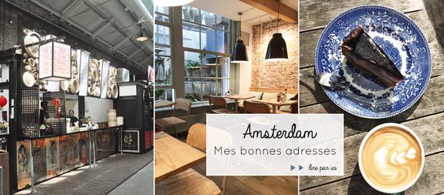 Mes bonnes adresses à Amsterdam sur le blog Birds&Bicycles