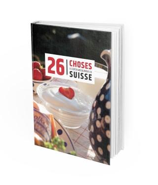 Livre spécialités suisses