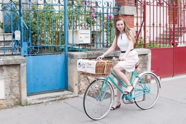 Mon vélo vintage, une fois retapé!
