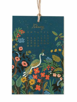 Jolis calendriers pour 2018: ma sélection sur le blog!