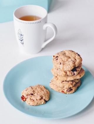 Des cookies légers et sans oeufs! Ma recette.