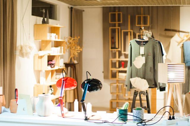 Le 109 à Nancy, boutique de créateurs français