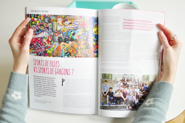 Magazine sur les droits des Femmes autour du monde, Magazine Femmes d'Ici et d'Ailleurs
