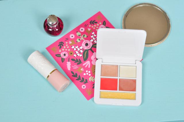 Maquillage bio: Test de la palette RMS Beauty Mod Signature sur le blog Birds & Bicycles