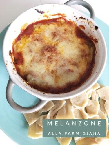 Melanzone alla parmigiana