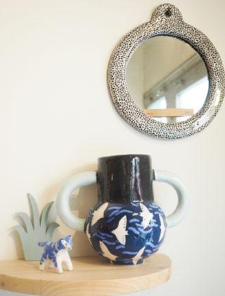Vase Dodo Toucan