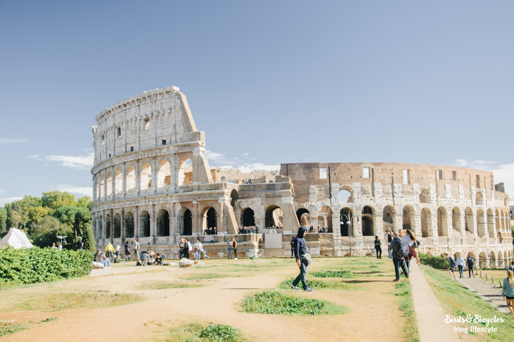 Week-end à Rome: visiter le Colisée et découvrir la ville antique