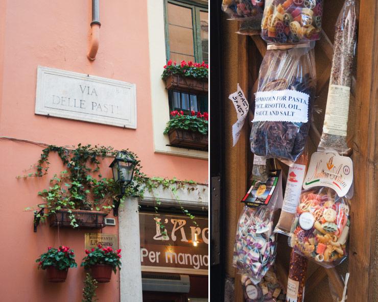 Paste! Les pâtes, un délice italien...