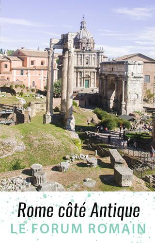 Visiter Rome en 3 jours: Jour 1 les classiques antiques!