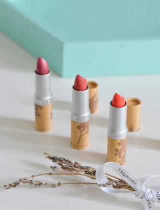 Test et avis sur les rouges à lèvres de Couleur Caramel, avec un swatch